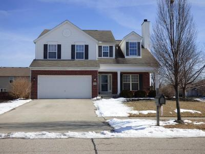Grove City Single Family Home Contingent Finance And Inspect: 6004 Goldstone Drive