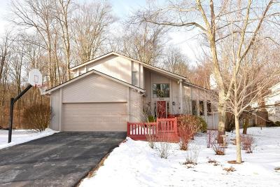 Westerville Single Family Home Contingent Finance And Inspect: 789 Autumn Park Court