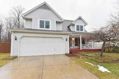 Delaware Single Family Home Contingent Finance And Inspect: 315 Orchard Canyon