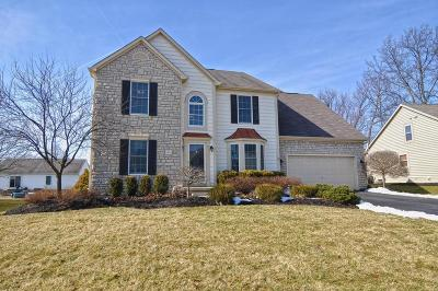 Westerville Single Family Home For Sale: 6314 Champions Drive