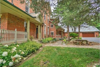 Grove City Single Family Home Contingent Finance And Inspect: 4119 Jackson Pike