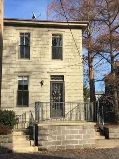 Columbus Single Family Home For Sale: 720 Macon Alley