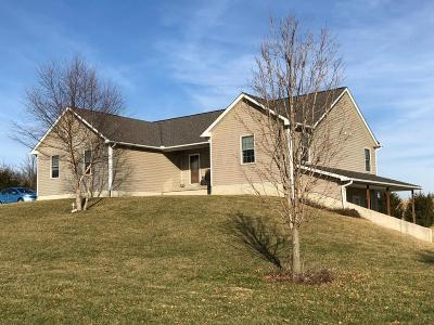 Single Family Home For Sale: 8590 16th Road SW