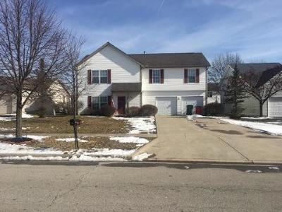 Grove City Single Family Home For Sale: 4268 Demorest Road