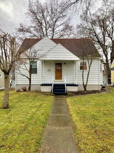 Lancaster Single Family Home Contingent Finance And Inspect: 623 Harding Avenue