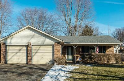 Pickerington Single Family Home Contingent Finance And Inspect: 222 W Columbus Street