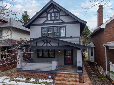 Columbus Single Family Home Contingent Finance And Inspect: 277 Stewart Avenue