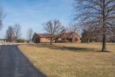Groveport Single Family Home Contingent Finance And Inspect: 7810 Braun Road