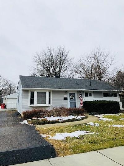 Grove City Single Family Home Contingent Finance And Inspect: 3019 Carol Avenue