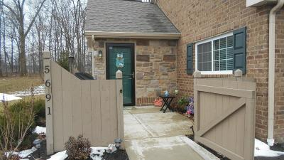 Westerville Condo Sold: 5691 Asherton Woods Drive