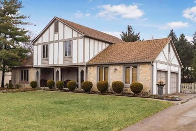Franklin County, Delaware County, Fairfield County, Hocking County, Licking County, Madison County, Morrow County, Perry County, Pickaway County, Union County Single Family Home For Sale: 220 W Campus View Boulevard