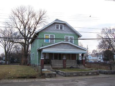 Columbus OH Multi Family Home For Sale: $70,000