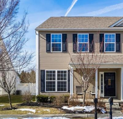 Grove City Single Family Home Contingent Finance And Inspect: 4677 Grand Strand Drive