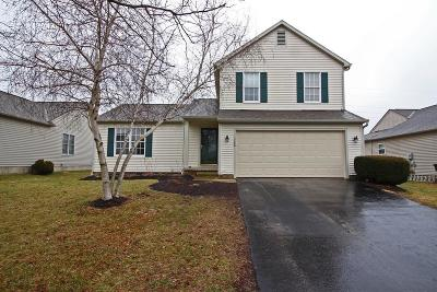 Lancaster Single Family Home Contingent Finance And Inspect: 1786 Fern Trail Drive