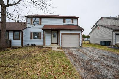 Pataskala Single Family Home For Sale: 462 Township Road
