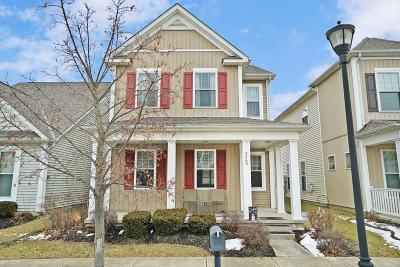 Dublin Single Family Home Contingent Finance And Inspect: 5648 Cardin Boulevard