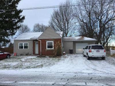 Mount Vernon OH Single Family Home For Sale: $72,500