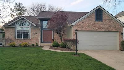 Hilliard Single Family Home For Sale: 5726 Turner Lane