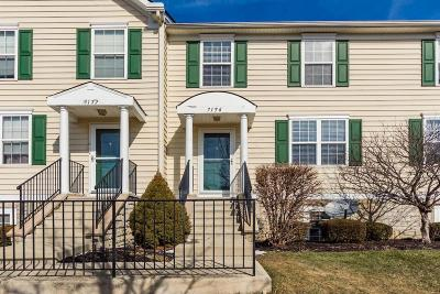 New Albany Condo Contingent Finance And Inspect: 7176 W Campus Road