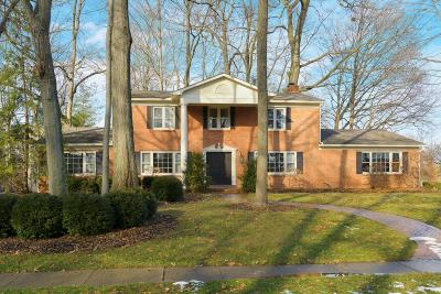 Upper Arlington Single Family Home Contingent Finance And Inspect: 2090 Sheringham Road
