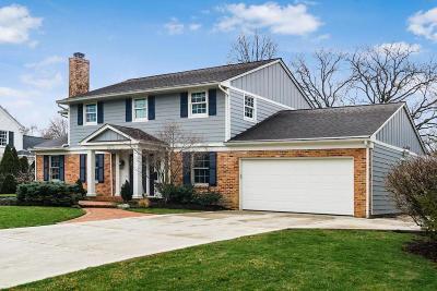 Columbus Single Family Home For Sale: 3673 Pevensey Drive