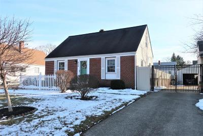 Clintonville Single Family Home Contingent Finance And Inspect: 579 Northridge Road