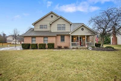 Westerville Single Family Home For Sale: 676 Seagull Court