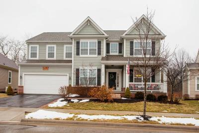 Westerville Single Family Home For Sale: 740 Mill Crossing Drive