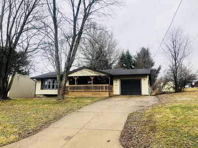 Mount Vernon OH Single Family Home For Sale: $94,777