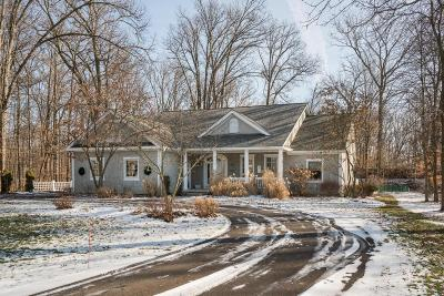 Franklin County, Delaware County, Fairfield County, Hocking County, Licking County, Madison County, Morrow County, Perry County, Pickaway County, Union County Single Family Home Contingent Finance And Inspect: 6723 Hawksnest Court