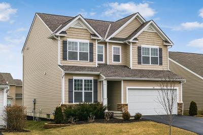 Blacklick Single Family Home Contingent Finance And Inspect: 719 Flowering Cherry Court
