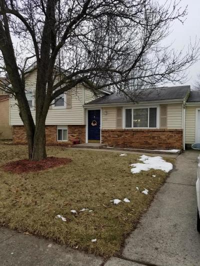 Groveport Single Family Home Contingent Finance And Inspect: 3791 Danube Drive