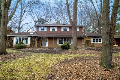 Franklin County, Delaware County, Fairfield County, Hocking County, Licking County, Madison County, Morrow County, Perry County, Pickaway County, Union County Single Family Home For Sale: 6918 Ludwig Dresback Road