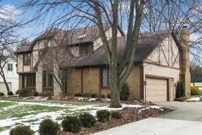 Franklin County, Delaware County, Fairfield County, Hocking County, Licking County, Madison County, Morrow County, Perry County, Pickaway County, Union County Single Family Home For Sale: 7714 Cloister Drive