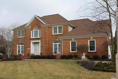 Westerville Single Family Home For Sale: 5931 Medallion Drive E