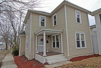 Delaware Single Family Home Contingent Finance And Inspect: 119 E Winter Street