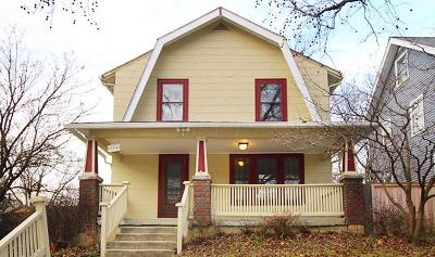 Clintonville Single Family Home Contingent Finance And Inspect: 126 E California Avenue