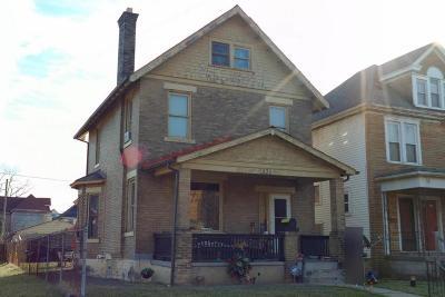 Columbus Single Family Home For Sale: 830 S Ohio Avenue