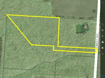 Centerburg Residential Lots & Land For Sale: Condit Road
