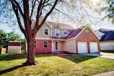 Groveport Single Family Home For Sale: 4860 Briargrove Drive