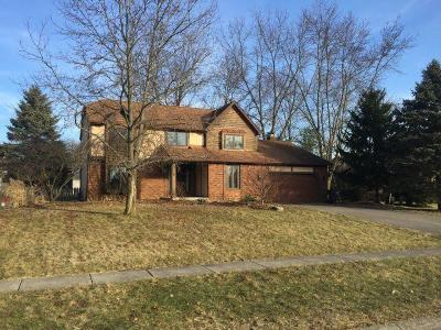 Pickerington OH Single Family Home For Sale: $150,000