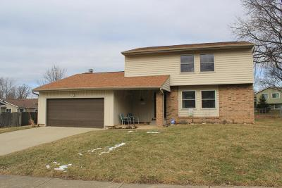 Columbus Single Family Home Contingent Finance And Inspect: 660 Parliament Avenue