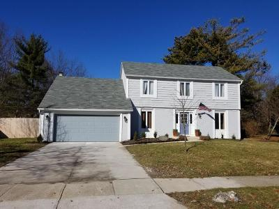 Dublin OH Single Family Home For Sale: $314,900