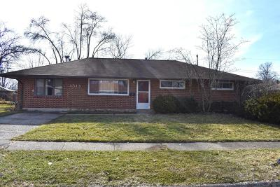 Reynoldsburg Single Family Home For Sale: 1513 Marvin Drive