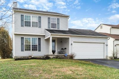 Columbus OH Single Family Home For Sale: $145,900