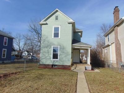 Columbus Single Family Home For Sale: 1678 Aberdeen Avenue