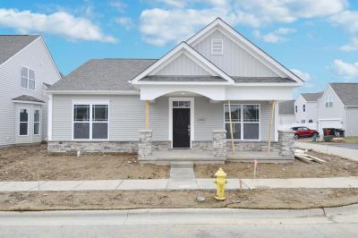 Single Family Home For Sale: 2429 English Turn Drive #Lot 986
