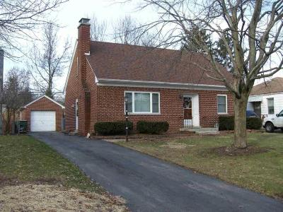 Columbus Single Family Home Contingent Finance And Inspect: 336 E Weisheimer Road