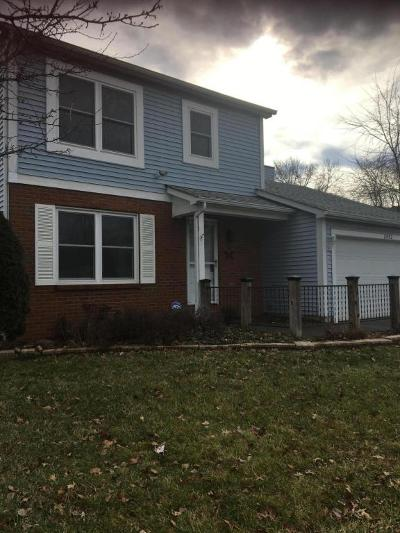 Grove City Single Family Home Contingent Finance And Inspect: 2552 Creekwillow Place