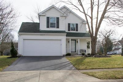 Columbus Single Family Home Contingent Finance And Inspect: 3917 Man O War Court